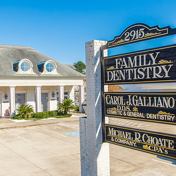 Baton Rouge Galliano Family Dentistry