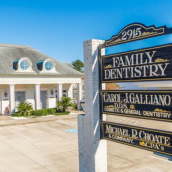Baton Rouge Galliano Family Dentistry