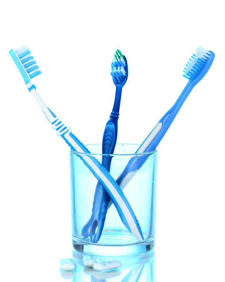 Toothbrush safety