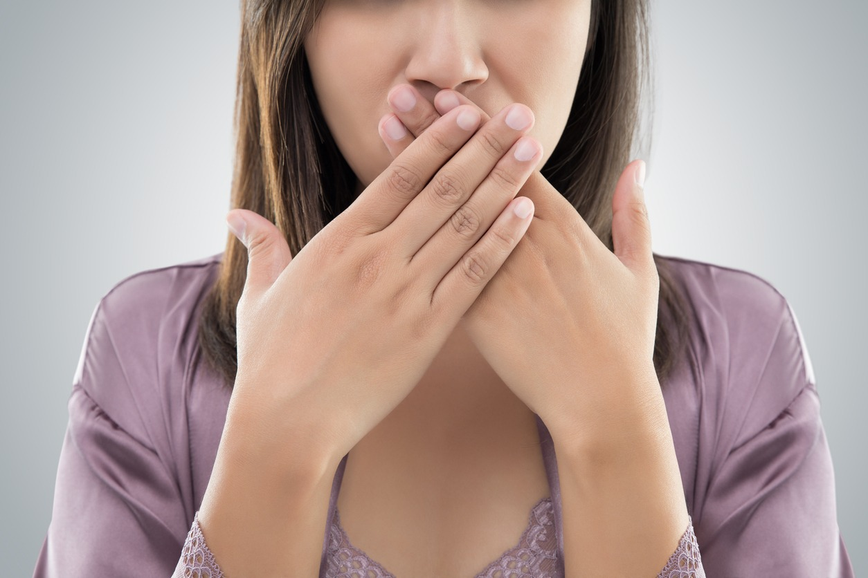 bad breath causes